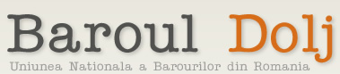 Baroul Dolj
