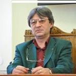 M Petcu lansare Enciclopedie, Cluj, dec. 2012